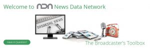 Welcome to NDN: News Data Network